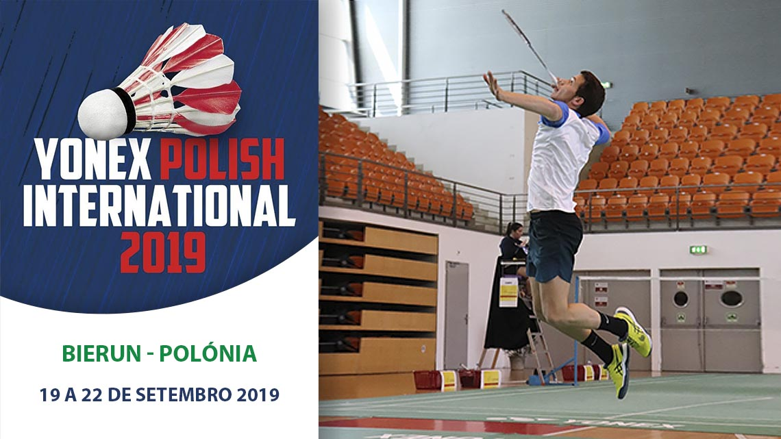 YONEX Polish International 2019