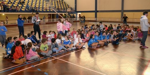 2º Mini Badminton Época 2015/16 - Ponta do Sol