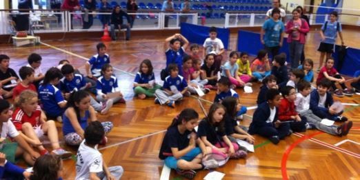 Video 3º Mini Badminton - Porto da Cruz Época 2014/15