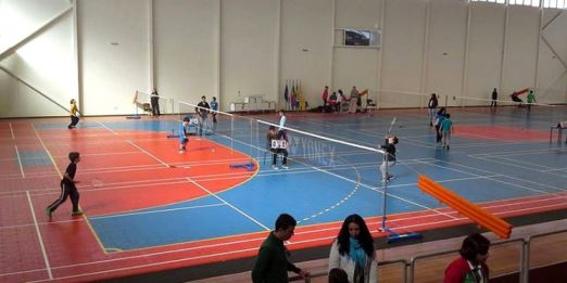 Video 1º Mini Badminton - Prazeres Época 2014/15