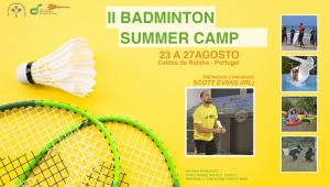 II Badminton Summer Camp